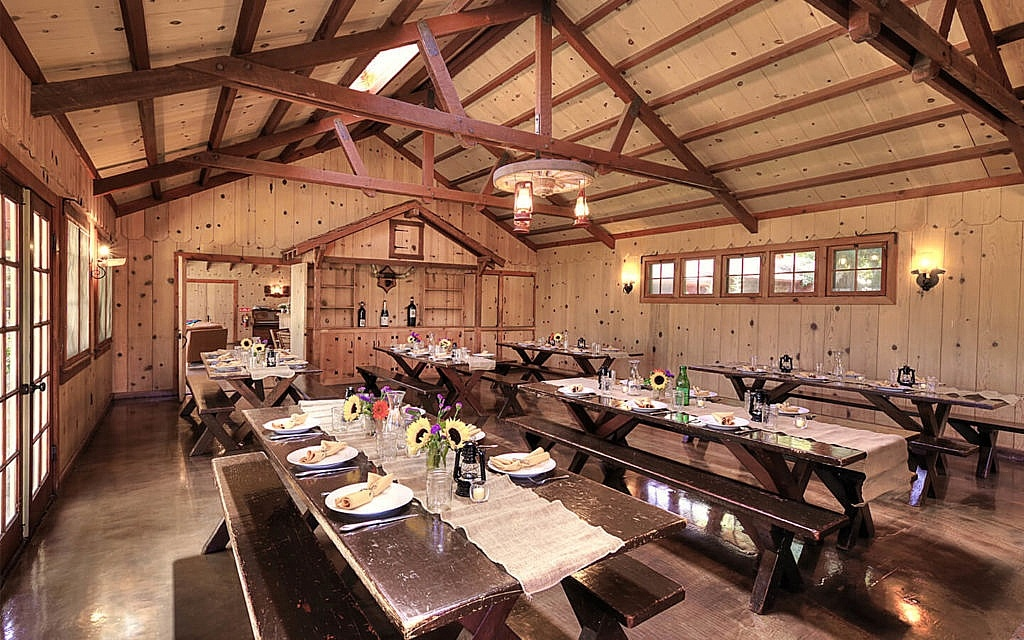 Great Hall Camp Carmel Valley