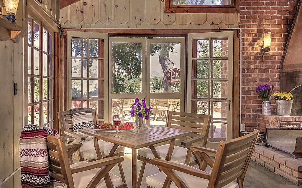 Camp Carmel Valley Great Hall