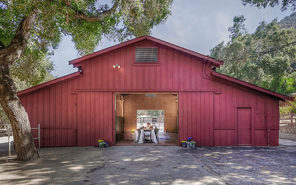 Barn Camp Carmel Valley