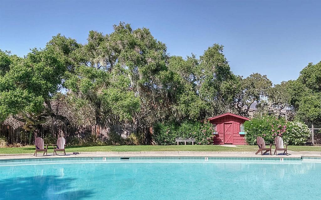 Pool Camp Carmel Valley