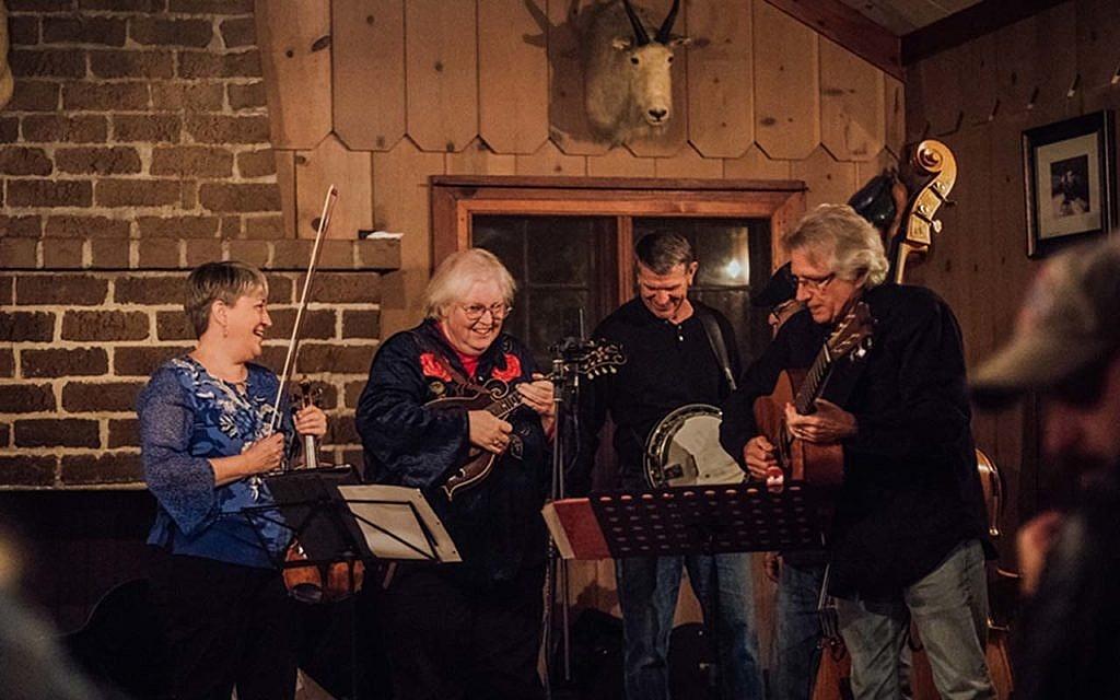 Music at Camp Carmel Valley
