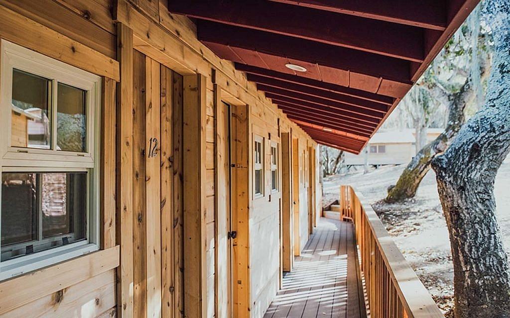 Sunset Camp Bathhouse Camp Carmel Valley