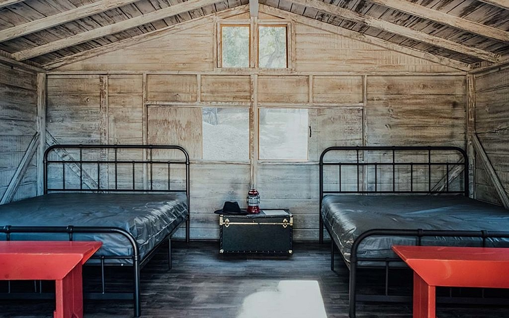 Camp Carmel Valley Cabin