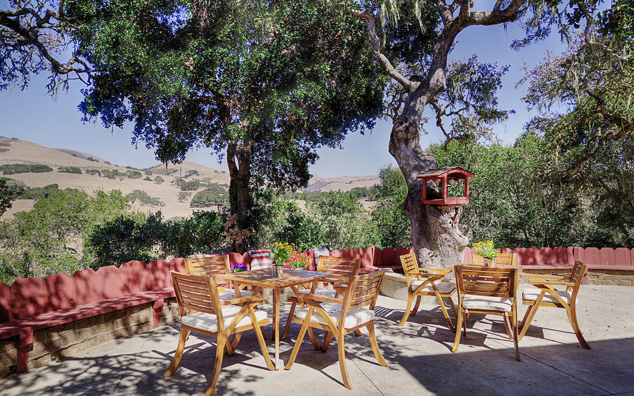 Treetop Terrace Camp Carmel Valley